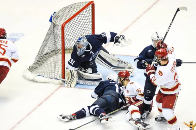 Penn State Hockey: Robinson Set To Join Olczyk Overseas